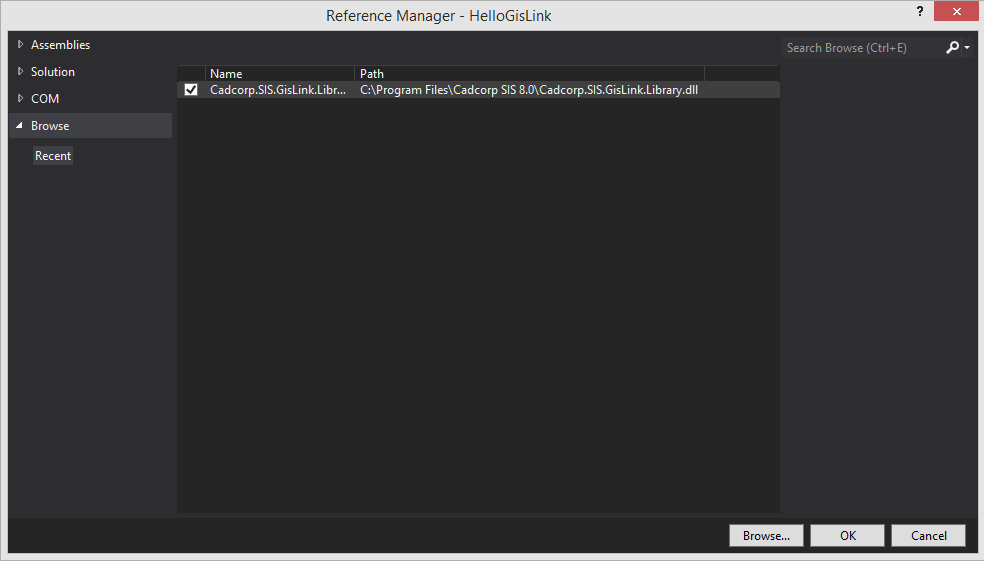 Setting up Microsoft Visual Studio
